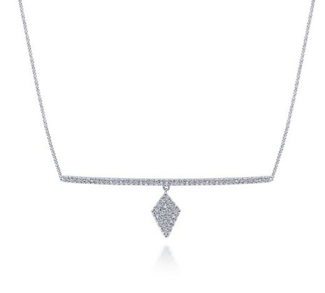 Adjustable Diamond Choker