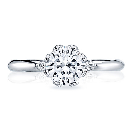 8-Prong Engagement Ring