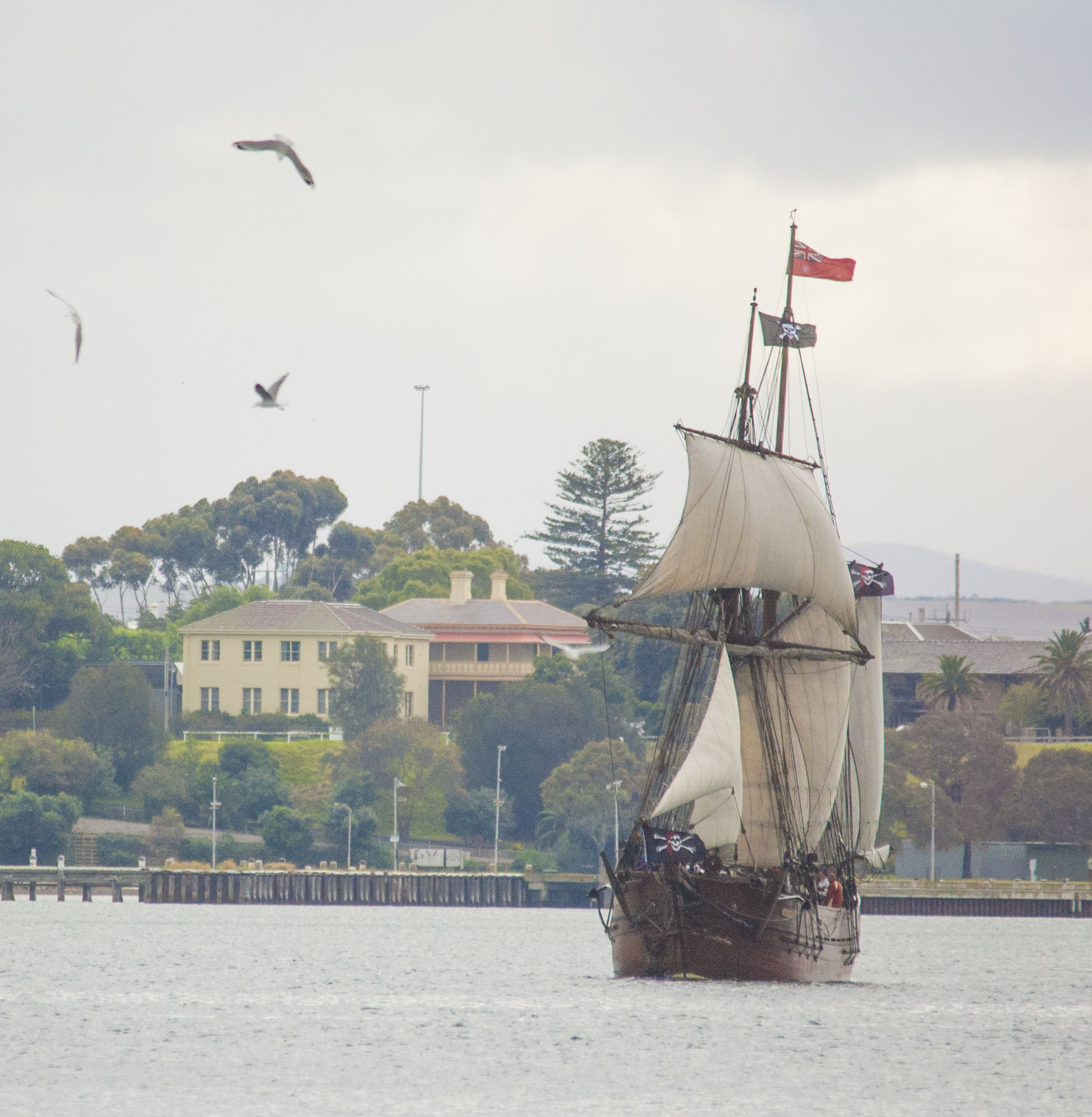 Pirate Weekend in Geelong