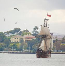 Pirate Weekend in Geelong