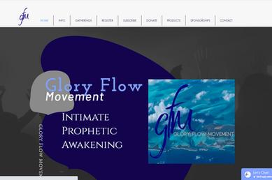 Glory Flow Website