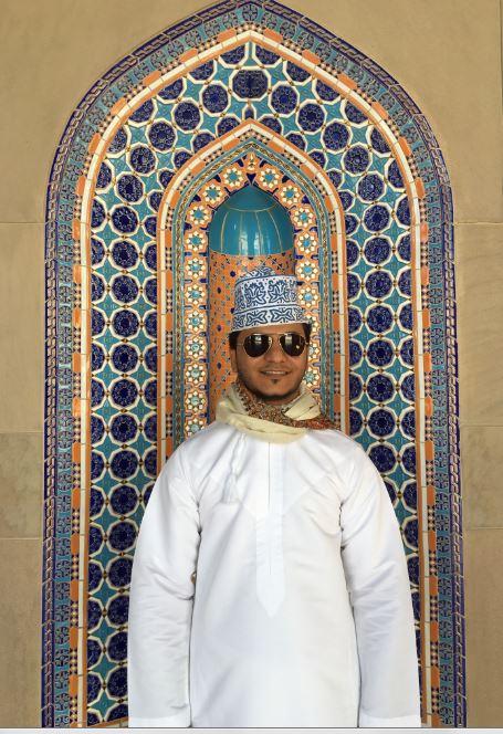 Oman Taxi driver