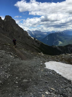 CE hikes in Banff