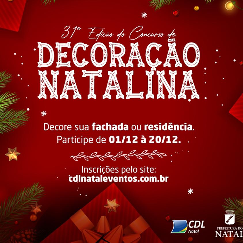 Concurso de Decoração Natalina