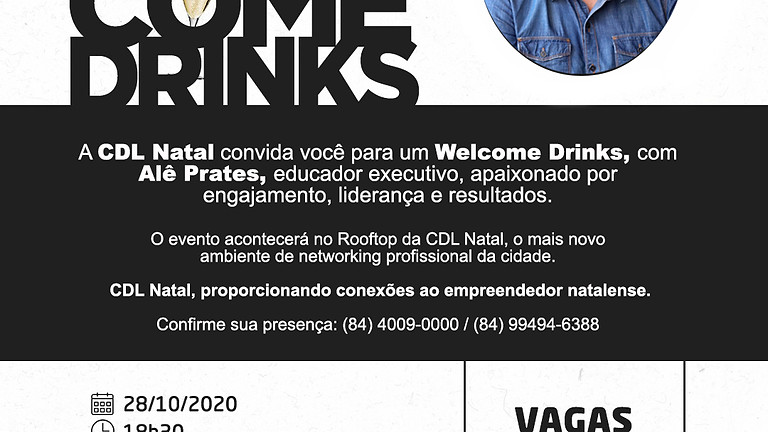 Welcome Drinks
