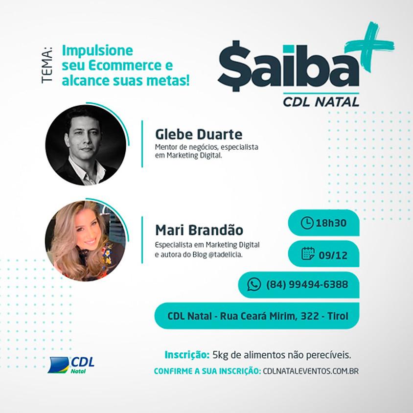 Saiba + CDL Natal