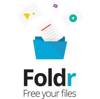 Free your files with Foldr