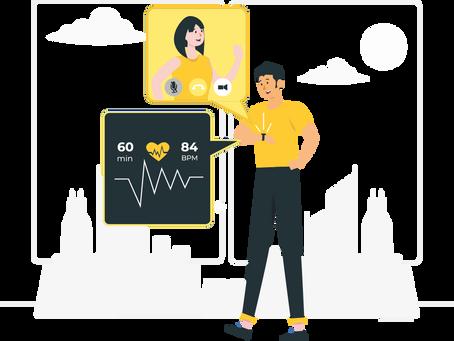 Smartwatch: Conheça os benefícios dos relógios inteligentes para saúde.