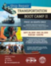 Ship Repair Transportation Boot Camp II.