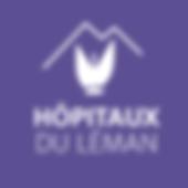Hôpitaux Léman logo