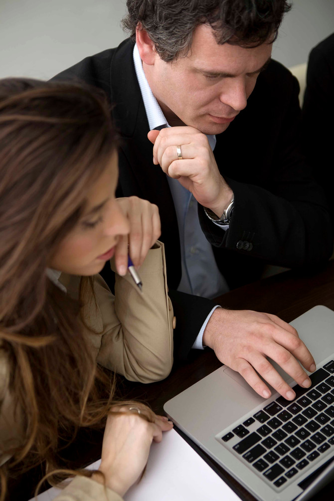 Five Week Blog Series: Biggest Areas of Couples' Conflicts - Work