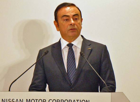 L'arrestation de Carlos Ghosn