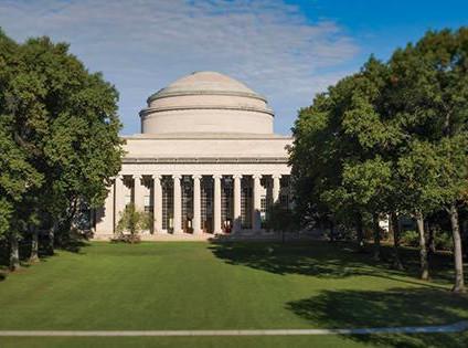 マサチューセッツ工科大学で発表します。