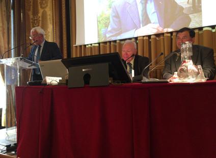 Conférence à l'Académie des Sciences d'Outre-Mer
