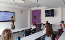 Hyflex Classroom with Legamaster