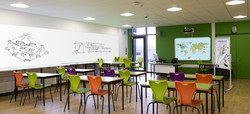 360 Degree Classroom with Legamaster