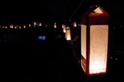 萬灯会(送り火)