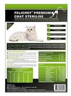 Felichef Premium Stérilisé
