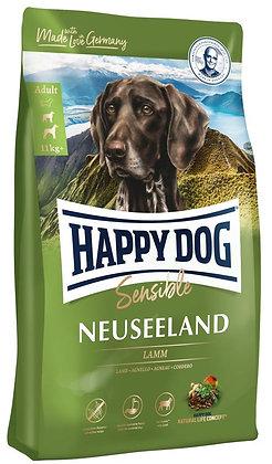 Neuseeland - Happy dog