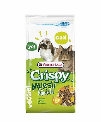 Crispy muesli lapins