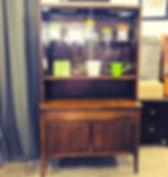 ✨ #Cool #vintage #hutch #cabinet #curren