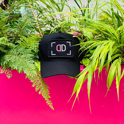 DD Patch Snapback Trucker Hat
