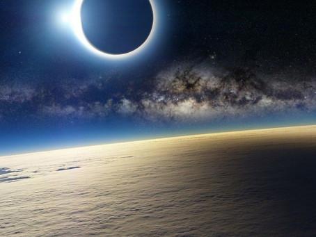 Eclipsing Through Darkness