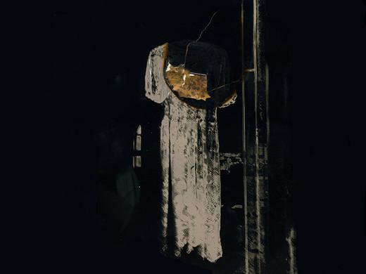 ©Gaëlle Abravanel, Robe de mariée, série Ligne de Faille Chap 1-1 2020