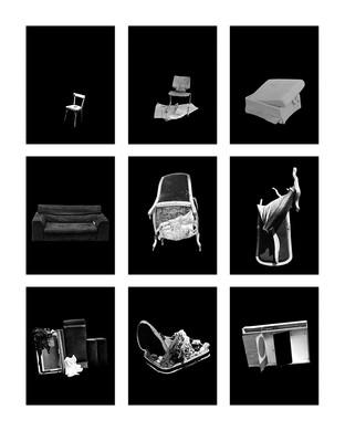 ©Gaëlle Abravanel, Les Objets 1, série Portrait des Encombrants 2020