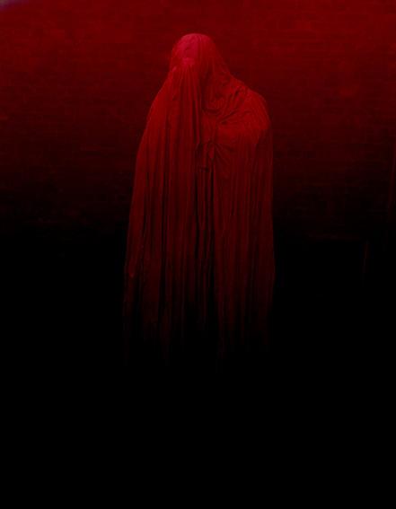 ©Gaëlle Abravanel, Présence rouge, série Ligne de Faille Chap 1-1 2020