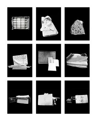 ©Gaëlle Abravanel, Les Lits 2, série Portrait des Encombrants 2020