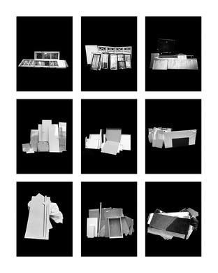 ©Gaëlle Abravanel, Les Installations 1, série Portrait des Encombrants 2020