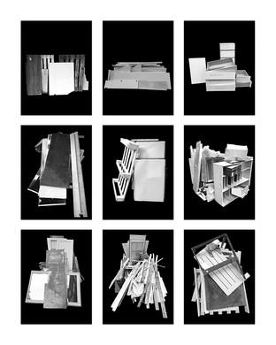 ©Gaëlle Abravanel, Les Installations 2, série Portrait des Encombrants 2020