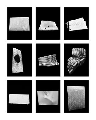 ©Gaëlle Abravanel, Les Lits 1, série Portrait des Encombrants 2020