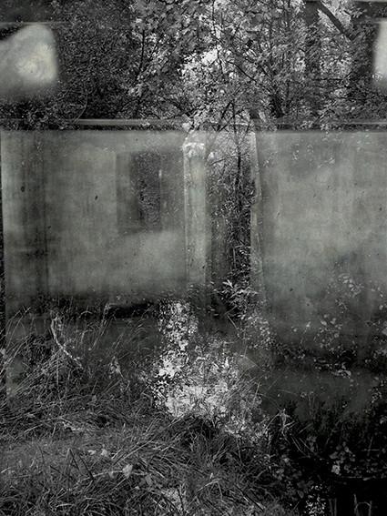 ©Gaëlle Abravanel, Présence, série Ligne de Faille Chap 1-2 2020