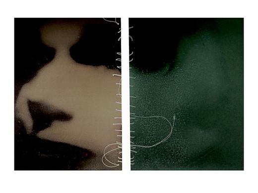 ©Gaëlle Abravanel, Jumelles cousues, série Ligne de Faille Chap 1-1 2020
