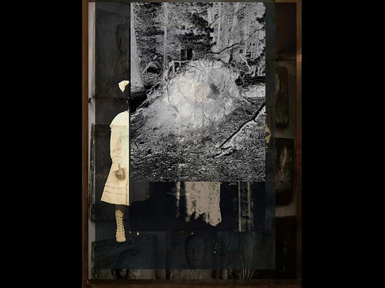 ©Gaëlle Abravanel, Strates, série Ligne de Faille Chap 1-1 2020