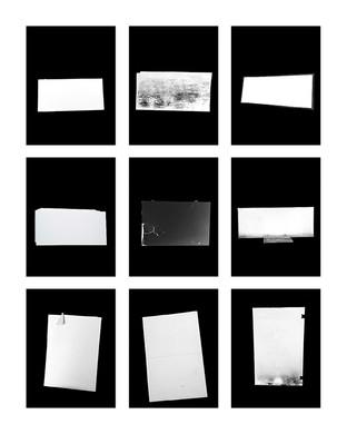©Gaëlle Abravanel, Les Géométriques 1, série Portrait des Encombrants 2020