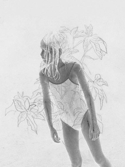 ©Gaëlle Abravanel, l'Enfant Fleur, série Ligne de Faille Chap 2-1 2020