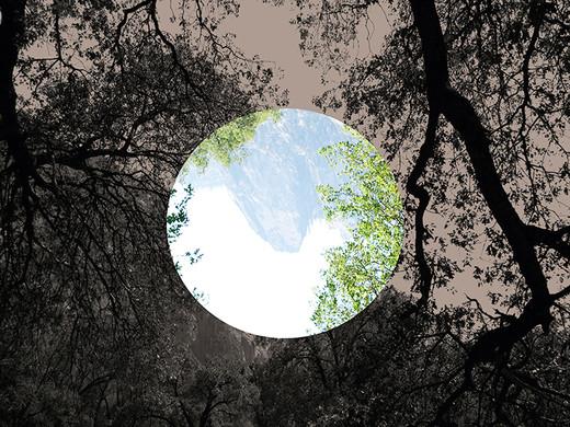©Gaëlle Abravanel, La Terre, série Nouveaux Paysages, 2020
