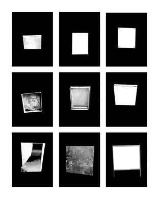 ©Gaëlle Abravanel, Les Géométriques 2, série Portrait des Encombrants 2020