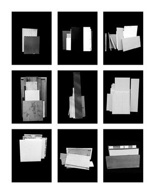 ©Gaëlle Abravanel, Les Entassés 2, série Portrait des Encombrants 2020