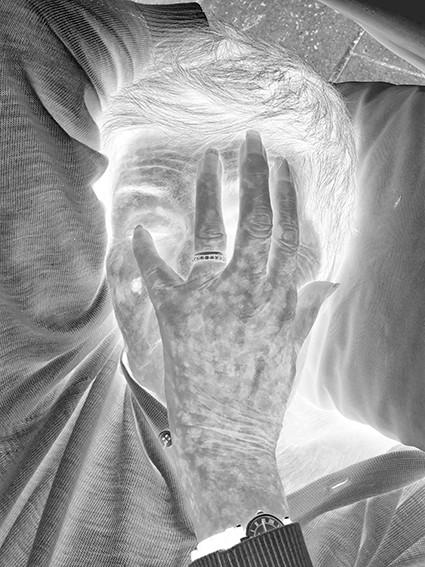 ©Gaëlle Abravanel, Strates de chairs, série Ligne de Faille Chap 1-2 2020