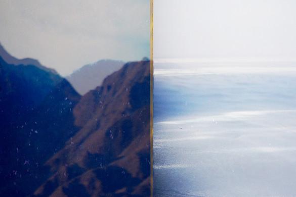 ©Gaëlle Abravanel, Binôme eau terre, série Nouveaux Paysages 2020