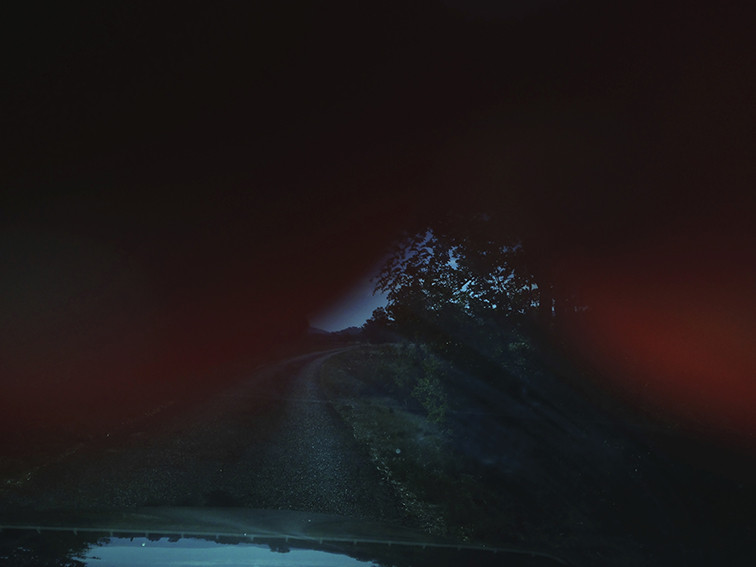 ©Gaëlle Abravanel, Sur la route, série Ligne de Faille Chap 2-1 2020
