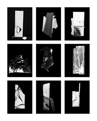 ©Gaëlle Abravanel, Les Cassés 1, série Portrait des Encombrants 2020