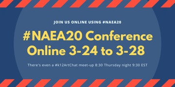 #NAEA20 Online Sessions & The Un-Conference