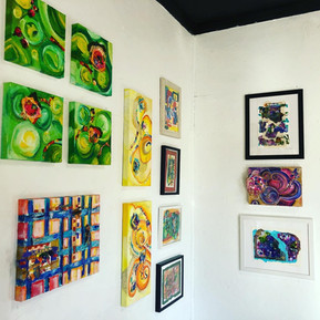 Aledo Art Collective Exhibit