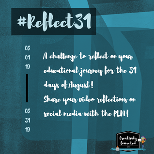 Days 2-6 of #Reflect31