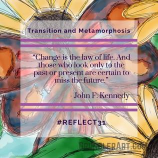 #Reflect31 Day 16
